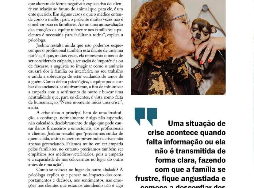 Entrevista Revista Vet&Share