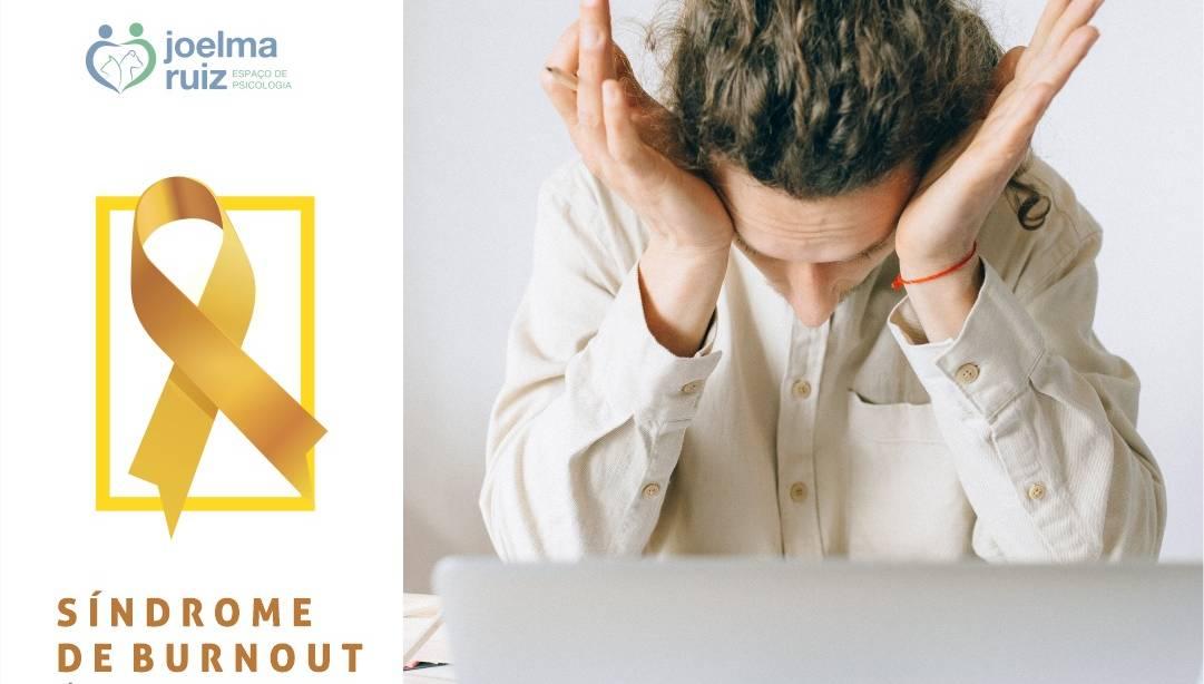 Síndrome de Burnout é coisa séria e merece atenção. Nosso corpo está tentando falar, no entanto na rotina não paramos para escutá-lo